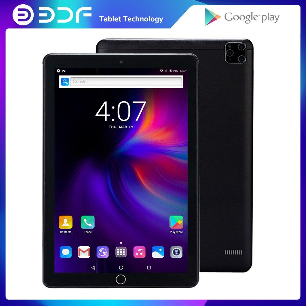 New Original 10 Inch 3G Phone Call Dual SIM Card 1GB+32GB GPS Tablet PC Android 7.0 Tab WiFi IPS  Kids Phablets OTG
