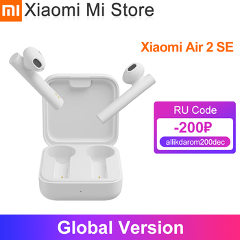 Original Global Version Xiaomi Mi Air 2 Se Wireless Earphone AirDots pro 2 SE 20 Hours Battery Touch Earbuds