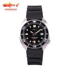 Heimdallr Для Мужчин's 200m дайверские часы сапфировое стекло
