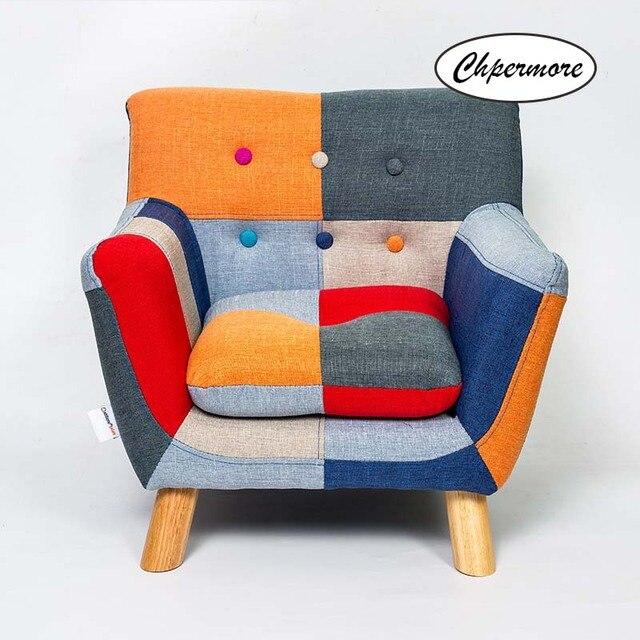 Chpermore Children Patchwork Armchair 2