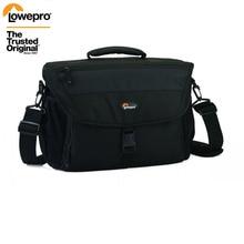 حار بيع حقيقية Lowepro نوفا 200 AW حقيبة كتف مفردة حقيبة كاميرا حقيبة كاميرا إلى الاحتماء