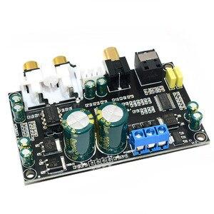 Image 4 - UNISIAN 光学同軸オーディオデコーダサポート 24BIT192KHz SPDIF 同軸光ファイバデコード DAC ボードホームアンプ