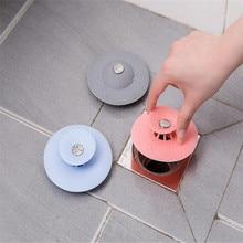 Кухонная раковина сливные фильтровальные пробки ситечки канализационные фильтры для волос собирают сливное отверстие для ванны Пробка Для Раковины Сливные Пробки