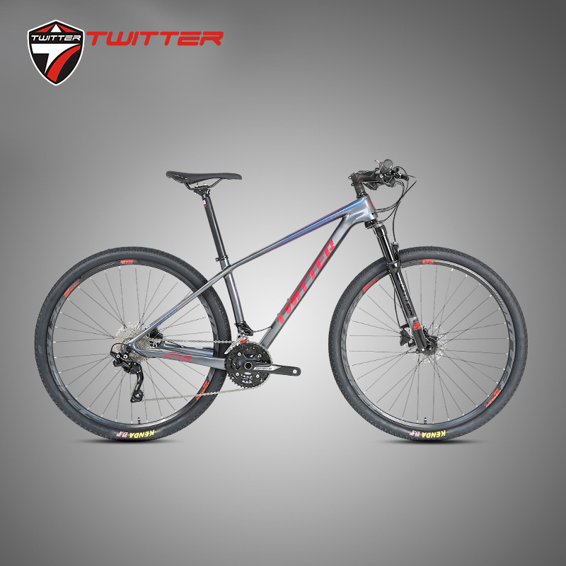 Twitter Carbon MTB LEOPARDpro 2019 New Come 29 27.5er M6000 30 Speed Hydraulic Disc Mountain Bicycle XC Off road Racing Bike|Bicycle| |  - title=