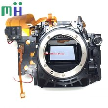 NEW For Nikon D810 Mirror Box Front Body Bayonet Mount Framework with Aperture Reflective FPC 110RZ Camera Repair Part Unit