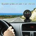1 шт. Профессиональный Универсальный дорожный Автомобильный декоративный пластиковый Регулируемый шар ночного видения автомобильный комп...