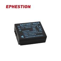 EPHESTION CGA-S007 CGA CGR S007E S007 S007A BCD10 Battery for Panasonic DMC TZ1 TZ2 TZ3 TZ4 TZ5 TZ50 TZ15 Batteries bateria