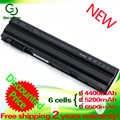 Golooloo 6 cellules batterie d'ordinateur portable pour Dell Latitude E5430 E6430 E5520m e5420 E6120 E6520 E6420 E6530 pour Vostro 3560 8858x T54FJ
