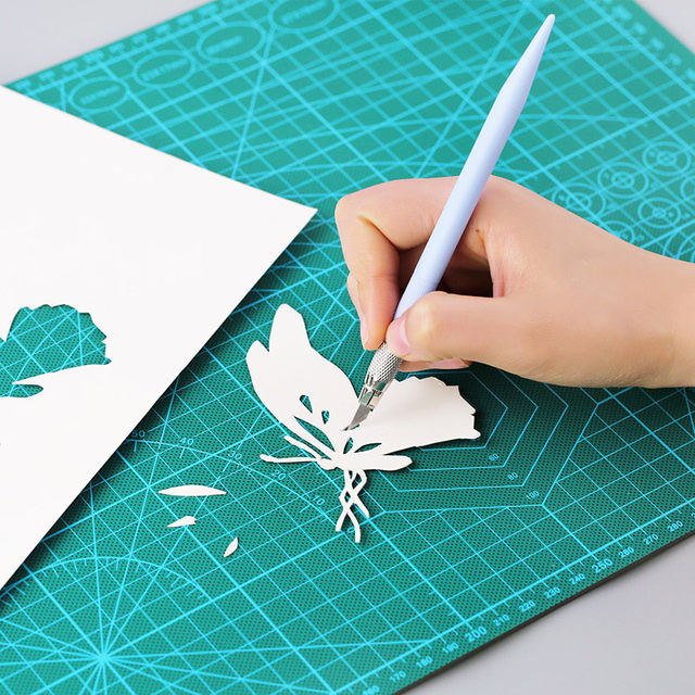 A5-A4-A3-Leather-Craft-Cutting-Mat-Board-Engraving-Soft-Pad-Hand-Writing-Plank-3mm-Thickness (4)