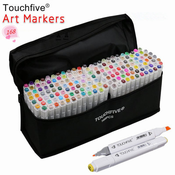 Touchfive Χρωματιστοί Μαρκαδόροι