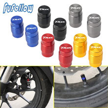 Motorcycle Accessorie Wheel Tire Valve Stem Caps Airtight Covers For YAMAHA T-Max 500 TMAX 500 TMax 530 SX DX 560 TECH MAX TMAX