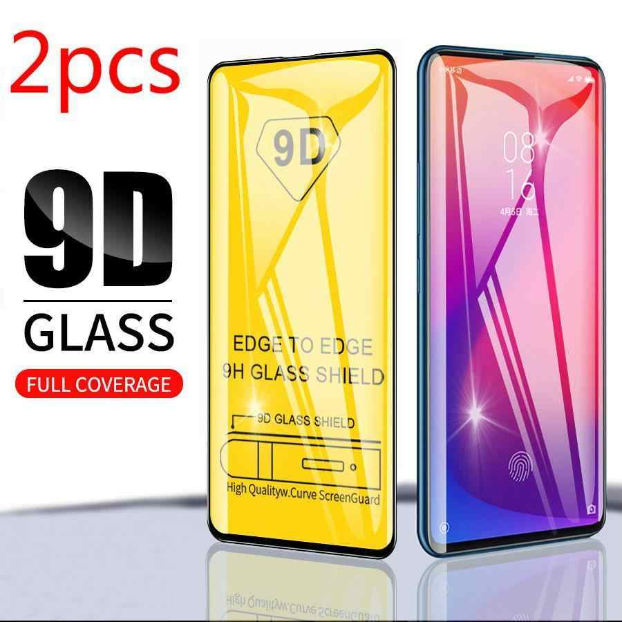 2Pcs/Lot 9D Tempered Protective Glass for Xiaomi Redmi K20Pro Note8 8Pro 6Pro 6 5 Screen Protector For Redmi 5 6 6A 7 7A 8 Film