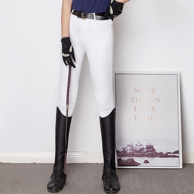 Formal Equestrian Sport Riding Pants By Exquisite Design  2