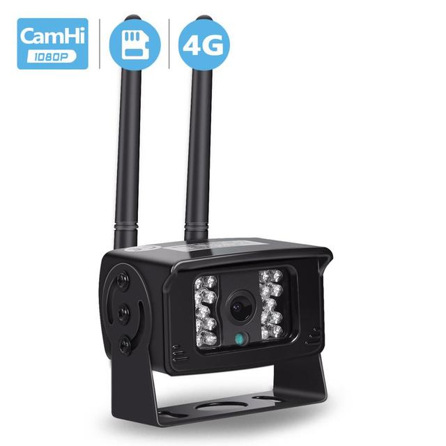 BESDER 1080P 960P 720P 4G כרטיס ה SIM Wifi Ip מצלמה 840nm Invisible IR LED מיני Wirelss אבטחה חיצוני מקורה Wifi מצלמה Ip 4G