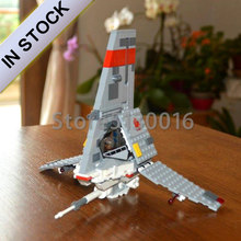 In Stock 75081 79204 246pcs Star Series War The Space Wars T-16 Skyhopper Building Blocks Brick Educational Toys Kid Gift 10372(China)