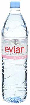 Evian 1.5 LTR (Pack of 12)
