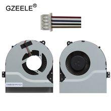 GZEELE için yeni cpu soğutma fanı ASUS X550V X450 X450CA X450vc A550 K550VC X550C F450C F450L F550C F550L A550 X450V x550DP F550V