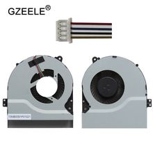 GZEELE new cpu cooling fan for ASUS X550V X450 X450CA X450vc A550 K550VC X550C F450C F450L F550C F550L A550 X450V X550DP F550V