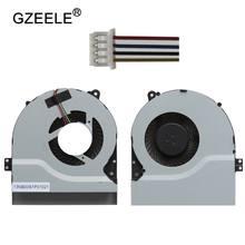 GZEELE novo ventilador de refrigeração da cpu para ASUS X550V X450 X450CA X450vc A550 K550VC X550C F450C F450L F550C F550L A550 X450V F550V