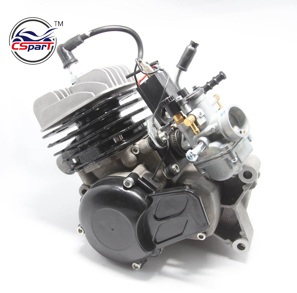 49CC Air Cooled Engine For KTM 50 SX 50 SX PRO SENIOR Dirt Pit Cross Bike With Carburetor