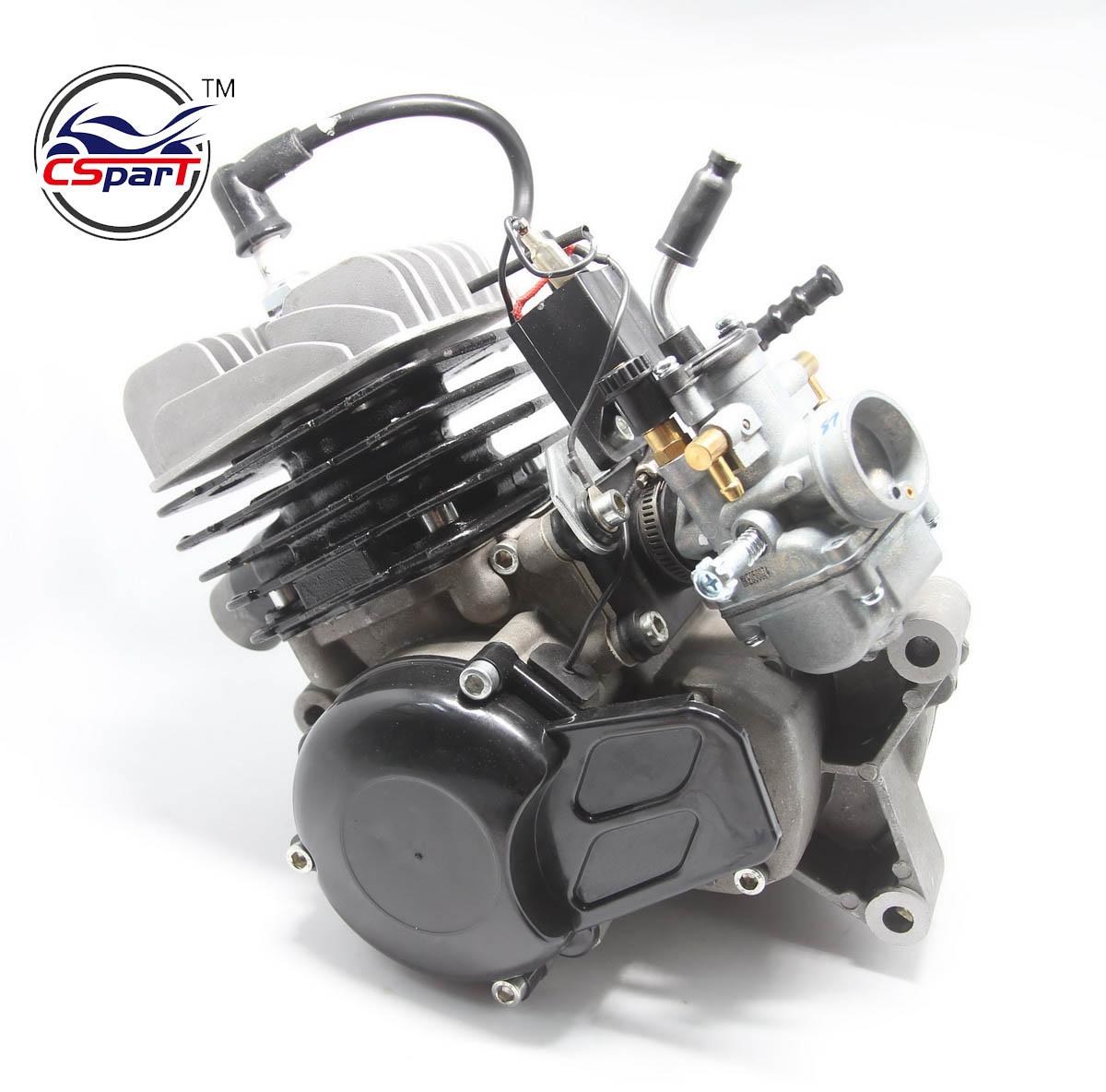 49CC Air Cooled Engine For KTM 50 SX 50 SX PRO SENIOR Dirt Pit Cross Bike With Carburetor