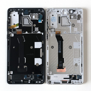"Image 4 - 5.99 ""orijinal M & Sen Xiaomi Mix 2s için Mix2s Mi Mix 2s Lcd ekran + dokunmatik ekran paneli sayısallaştırıcı çerçeve Mi Mix 2s"