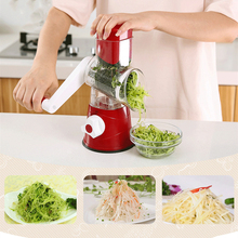 Detachable Round Slicer Vegetable Cutter Graters Potato Carrot Cheese Shredder Vegetable Chopper Meat Grinder Kitchen Tool