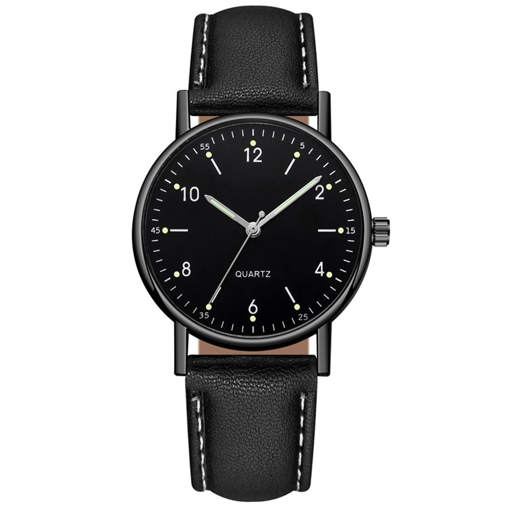 Luxury Women Luminous Watch High-End Simple Quartz Watch Stainless Steel Dial Leisure Ladies Watch Dress Relogio Feminino Clock