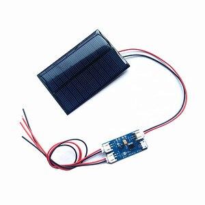 Image 5 - الجملة دقيقة لوحة طاقة شمسية 0.5 فولت 1 فولت 2 فولت 3 فولت 4 فولت 5 فولت 80MA 100MA 120MA 130MA 160MA الخلايا الشمسية لتقوم بها بنفسك الطاقة الشمسية مع شاحن يبو الشمسية