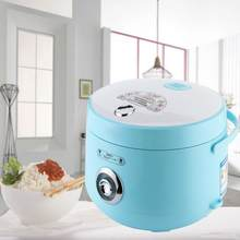 Multifunction Household Portable Mini Rice Cooker Electric Food 220V AU Plug Tool(China)