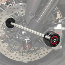 Для Ducati Hyperstrada 821 939 Hypermotard 950 796 Мотоцикл CNC переднее колесо вилка ползунок защита от падения