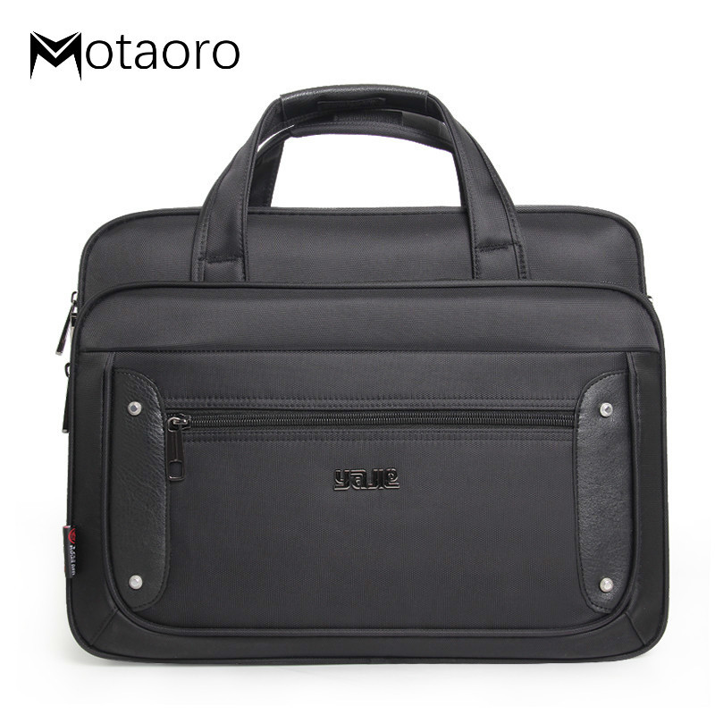 Business Men Briefcase Classic Male Handbags For 17.3