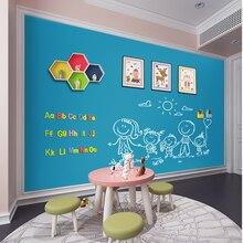 Houden Magents Schoolbord Magnetische Schoolbord Uitwisbare Kids Schrijven Graffiti Office Bericht Board Thuis Decoratieve Muur Sticker