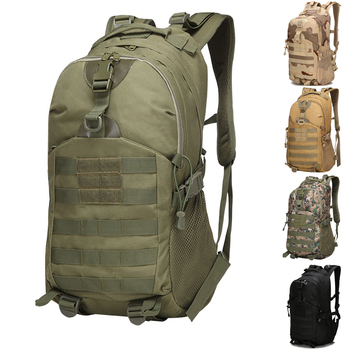 Military Army Men's Bag Multi-function Tactical Molle Rucksack Waterproof Outdoor Camping Shoulder Hiking Backpack 45l molle military tactical assault pack backpack army molle waterproof bug out bag small rucksack for outdoor hiking camping