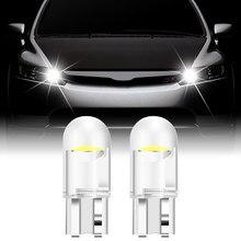 2x T10 W5W WY5W 168, 501 de 2825 Super brillante bombillas LED de coche para toyota chr corolla camry prius venza prado Rav4 Auris, Yaris