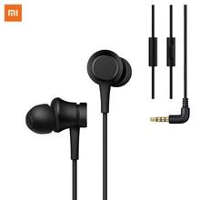 Wired Earphone In-Ear earbuds Huawei Headset Deep-Bass Samsung Original Xiaomi with Mic