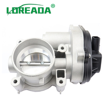 LOREADA электронный корпус дроссельной заслонки 1556736 VP4M5U9E927DC 4M5GFA для Ford Focus 2,0 T 2.3L Mondeo WLR6701