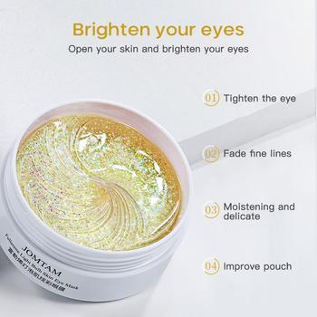 60 Stickers Eye Mask Moisturizing Diminishing Dark Circles Anti Age Eyes Masks Wrinkle Patches During Sleep Skin Eyes Care TSLM1 1