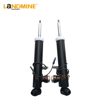 Free Shipping Front Air Suspension Spring Struts Shock Absorber VDC For BMW Z4 E89 37116792835 37116792836