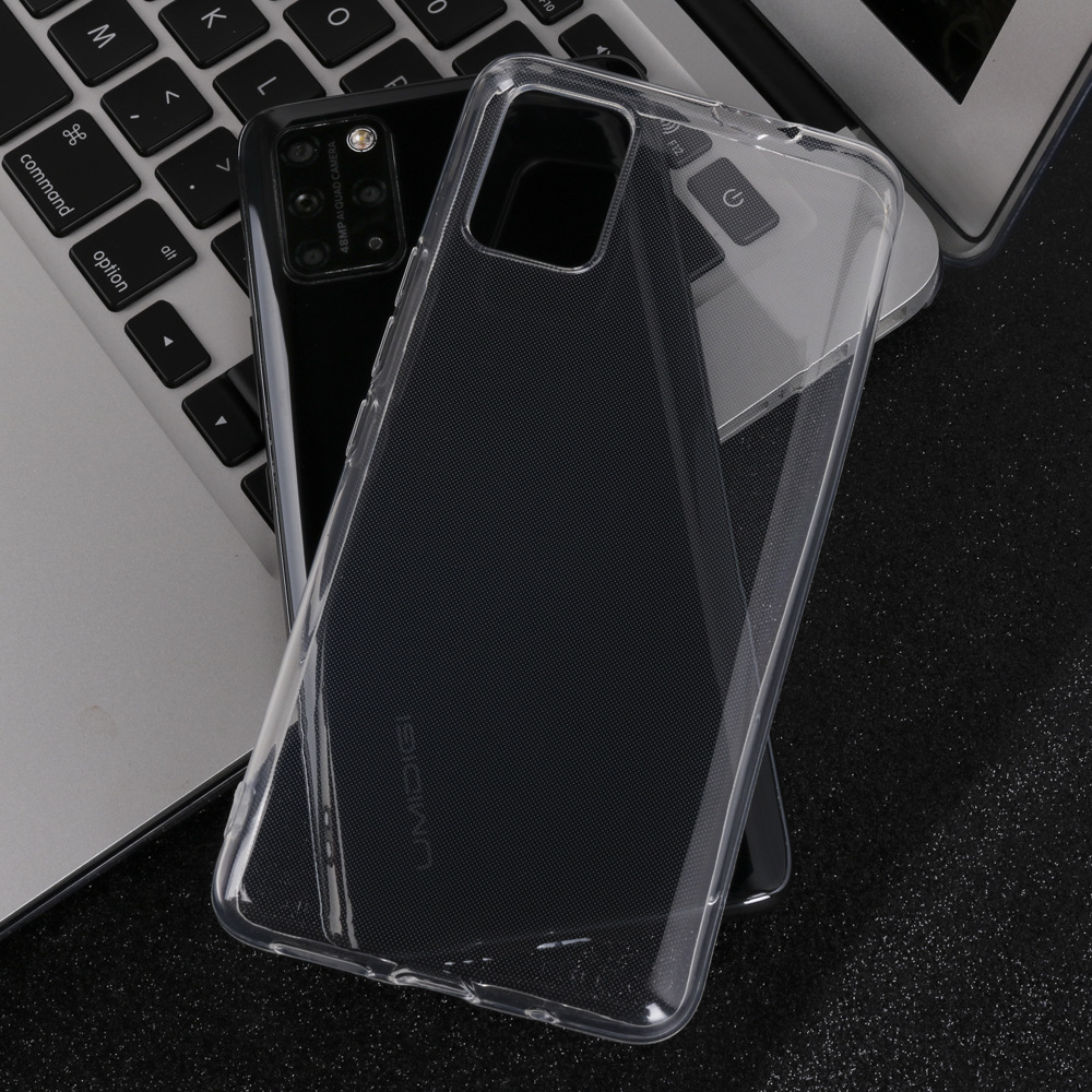 For Umidigi S5 Pro Transparent Soft Slim TPU Silicone Case For Umidigi S5 Pro Anti-knock Durable Mobile Phone Case Shell