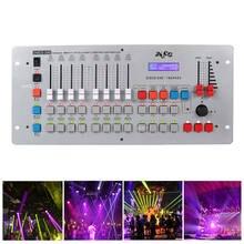 Dmx240 контроллер 16 каналов светильник с движущейся головкой