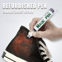 Shoes Magic Pen Canvas Shoes Repair Pen Cloth Color Soft Cloth Dyeing Waterproof Magic Refurbished Pen Fabric Decorating
