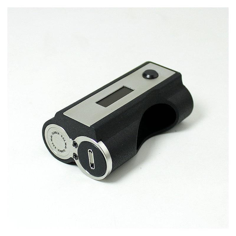 SXK Stealth 60W boîte mod squonk mod vape fit 18650 batterie Mods de cigarettes électroniques - 2