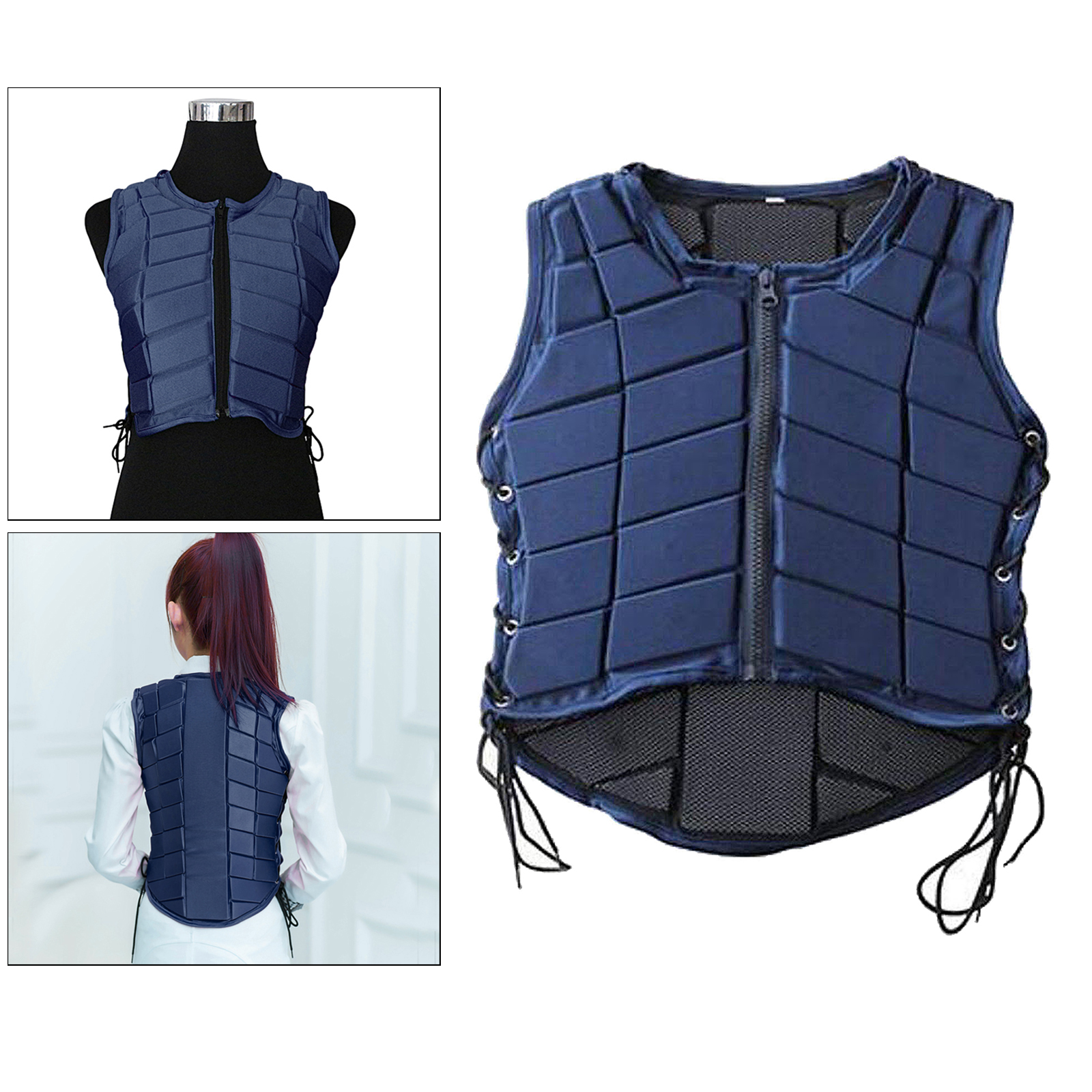 Horse Riding Vest Protector Professional Equestrian Vest Body Protector Protective Gear Shield Gilet