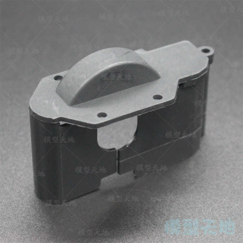 HSP 03401 Gear Shelte Gear Cover Voor 1/10 4WD RC Model Auto Vliegende Vis Buggy Truck 94123 94111 94107 94118