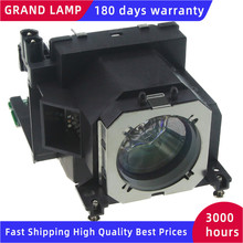 ET LAV200 için yedek projektör lambası PANASONIC PT VW435N,PT VW430,PT VW431D,PT VW440,PT VX505N,PT VX500/VX510 mutlu BATE