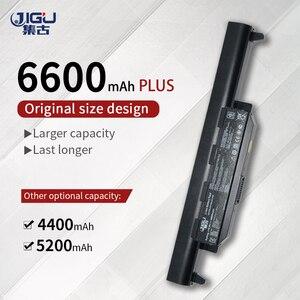 JIGU 6Cells Laptop Battery For ASUS K55N K45V A75D A55N A45V A55V K55V R500V X45U X55U A45DE A55D K55D R500N U57V X55VD X75VD