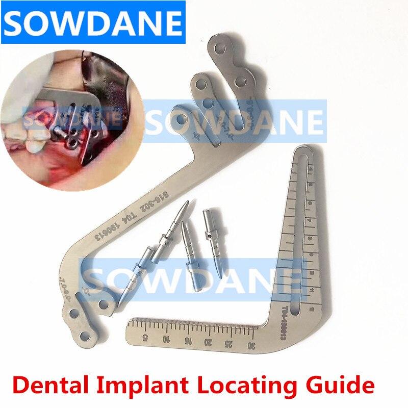 Dental Implant Locating Guide Planting Positioning Guide Implant Tools Planting Positioning Angle Ru