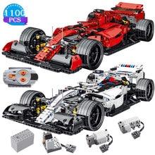 High-tech idéias modelo tijolos famosa série de corrida blocos de construção carro esportivo crianças brinquedos educativos para presentes de aniversário dos meninos