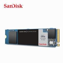 Sandisk SSD M2 3D nvme 250GB 500GB M2 SSD 1TB pcle NVMe 2280 PCIE SSD M.2 250GB HDD PCIe Internal Hard Drive for Laptop Desktop